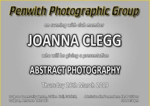 Members Evening - Joanna Clegg @ Ludgvan Community Centre | Ludgvan | United Kingdom