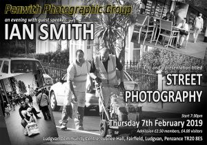 GUEST SPEAKER - Ian Smith @ Ludgvan Community Centre | Ludgvan | United Kingdom