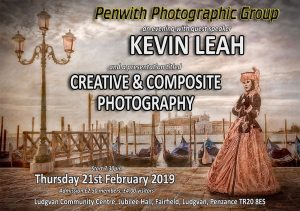 GUEST SPEAKER - Kevin Leah @ Ludgvan Community Centre | Ludgvan | United Kingdom