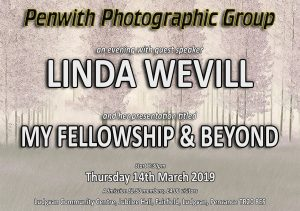 GUEST SPEAKER - Linda Wevill @ Ludgvan Community Centre | Ludgvan | United Kingdom