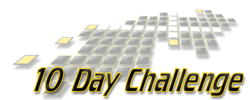 10 DAY CHALLENGE @ Ludgvan Community Centre | Ludgvan | United Kingdom