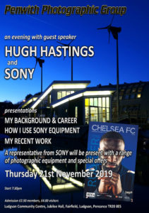 PPG Meeting - GUEST SPEAKER Hugh Hastings @ Ludgvan Community Centre | Ludgvan | United Kingdom