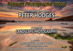 PPG Meeting - GUEST SPEAKER Peter Hodges @ Ludgvan Community Centre   Ludgvan   United Kingdom