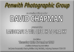 PPG Meeting - SPEAKER David Chapman @ Ludgvan Community Centre | Ludgvan | United Kingdom