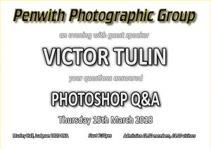 Guest Speaker - Victor Tulin @ Murley Hall | Ludgvan | United Kingdom